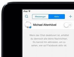 Paypal Freunde Einladen : online status von facebook am ipad verbergen mobil ganz ~ Orissabook.com Haus und Dekorationen
