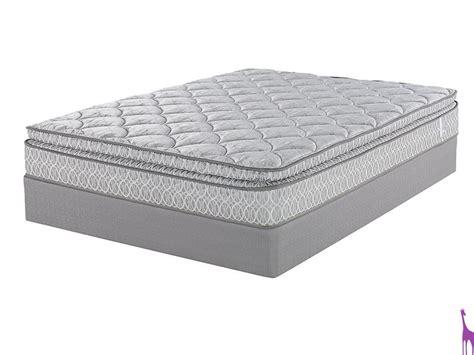 best pillow top mattress lakeport pillow top mattress by mattress 1st
