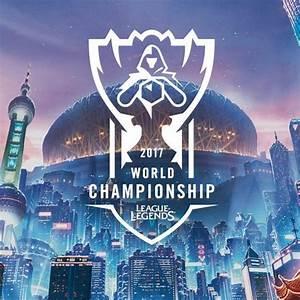 LoL WM 2017 LoL Worlds League Of Legends