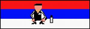 Pixel Slav Squat Pixel Art Maker