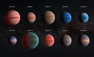 "Hubble reveals ""hot 10"" Jupiter-like planets - SlashGear"