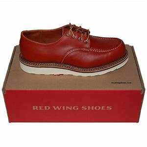 Red Wing Shoes France : red wing work oxford 8103 oro russet portage mens shoes from attic clothing uk ~ Melissatoandfro.com Idées de Décoration