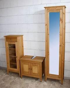 Badschrank Holz Massiv : badm bel aus massivholz ~ A.2002-acura-tl-radio.info Haus und Dekorationen