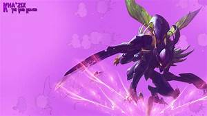 [Wallpaper] Kha'Zix, The Void Reaver by FlakeLorenz on ...