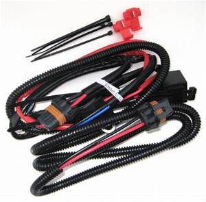 Ford F-150 Fog Light Wiring Harness 2010 2011 2012 2013