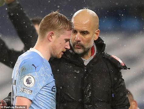 Kevin de Bruyne closing in on Manchester City return after ...