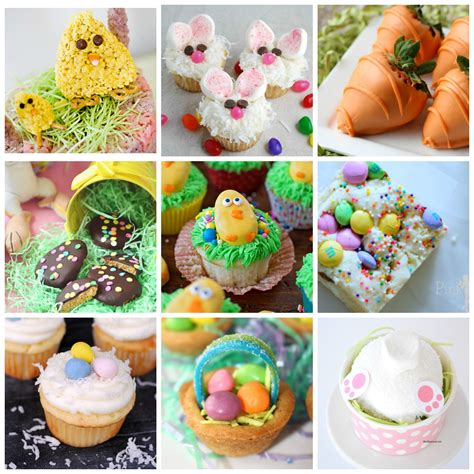 ideas for easter treats easter desserts 20 ideas for you the country chic cottage