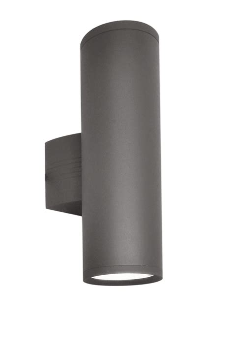 lightray led 2 light wall sconce outdoor wall mount
