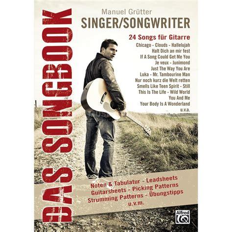 Alfred Music Singer/Songwriter - Das Songbook | MUSIC ...