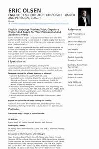 english teacher resume resume badak With english resume
