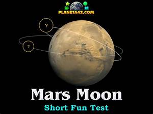 Mars Moons Game | Fun Astronomy Online
