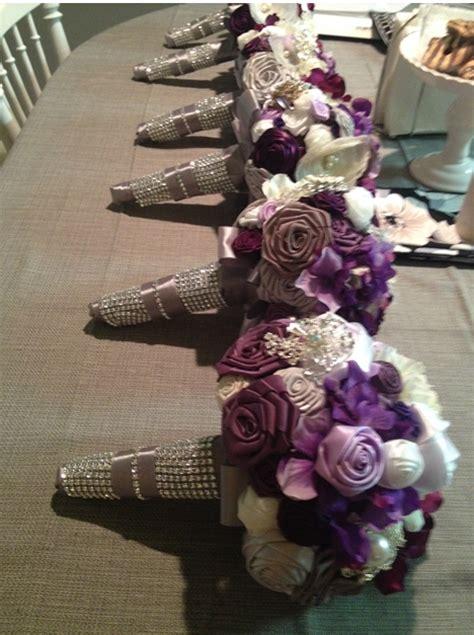 diy bouquets for bridesmaids weddingbee photo gallery