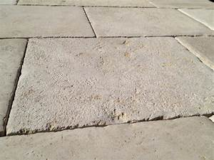 Dallage Travertin Extérieur : dalle ancienne francepierre dallage pave taille de ~ Edinachiropracticcenter.com Idées de Décoration