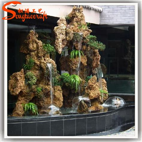 china manufacturer wholesale mini waterfall indoor