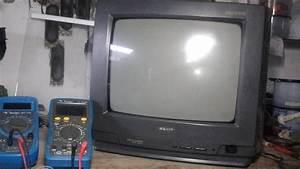 89    Tv Semp Toshiba Acende O Led Mas N U00c3o Funciona