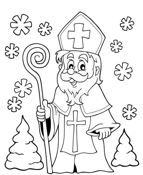 Kleurplaat Sinterklaas Roe Peuters by Last Minute Downloads Sinterklaas Juf Maike Tips Voor