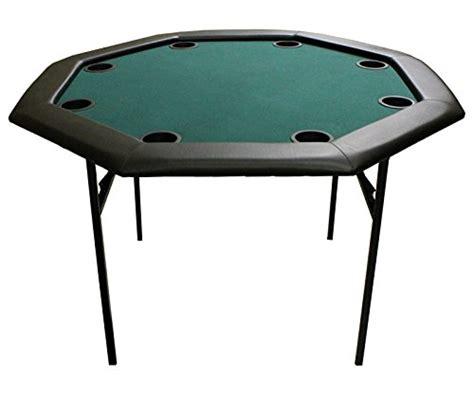 Versa Games 48″ Octagon Poker Table W Folding Legs