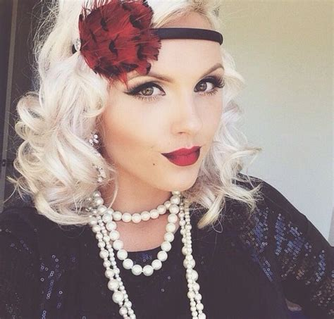 1920 Gatsby Hairstyles by Gatsby Inspiration All Made Up Makeup Gatsby Hair