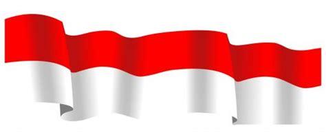 gambar bendera indonesia merah putih vector cdr ai