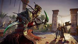 Assassin's Creed: Origins Curse of the Pharaohs Releases ...