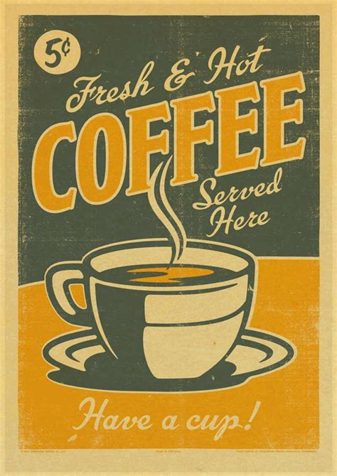 Great deals on best sellers. Bar Cafe Kitchen Coffee Retro Kraft Paper Poster Modern Vintage Adornment Wall Sticker Pub Home ...