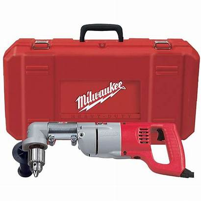 Milwaukee Angle Right Drill Corded Case Kit