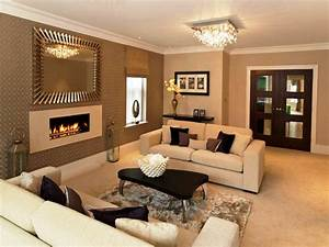 Living room color schemes modern house for Best color combinations for living room