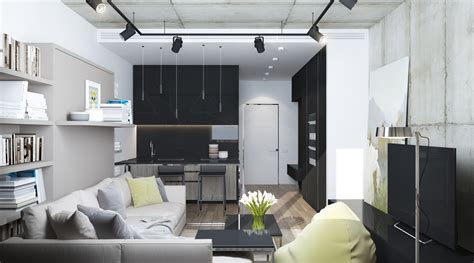 Studio 6 Home Decor : 6 Beautiful Home Designs Under 30 Square Meters [with