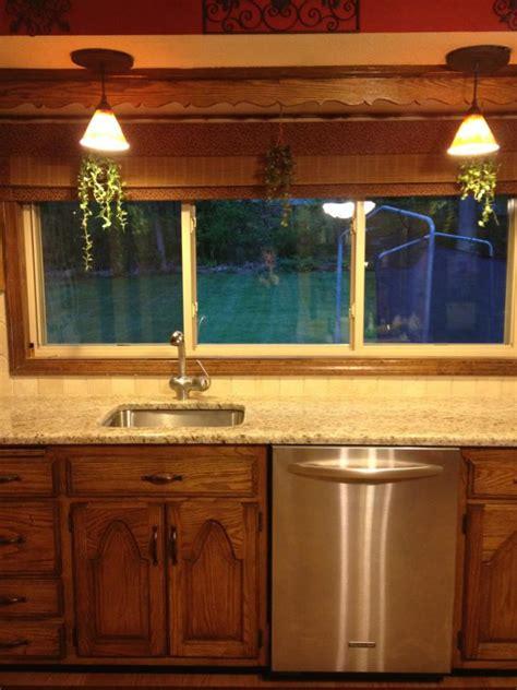 giallo ornamental granite kitchen studio