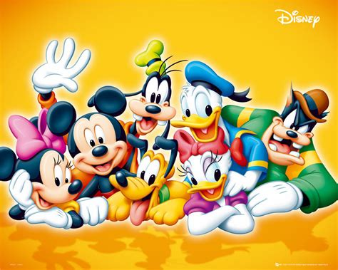 Images Of Disney Characters Disney Characters Poster Sold At Europosters