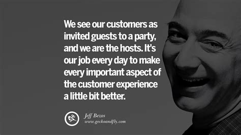 Jeff Bezos Our Customers We See Quotes