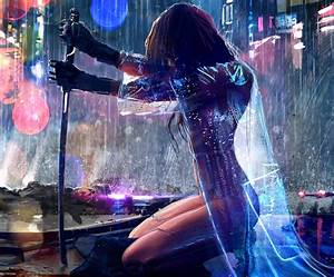 women, , warrior, , fantasy, art, , sword, , futuristic, wallpapers, hd, , , , desktop, and, mobile, backgrounds