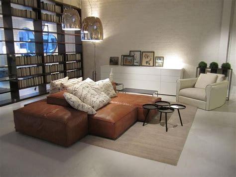 extrasoft  piero lissoni  living divani graye showroom installations   retro home