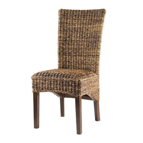 le monde de la chaise chaise rotin le monde de léa