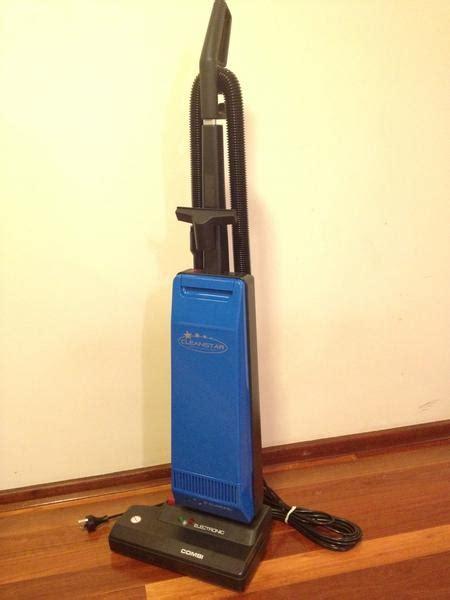 cleanstar   nilco german  upright vacuum