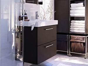 40 meubles pour une petite salle de bains elle decoration With meuble salle de bain petit prix