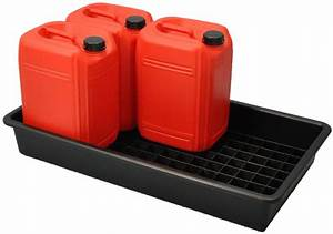 60l, oil, and, chemical, bunded, drip, tray, sump, spill, pallet, with, removable, grid, 710270519309