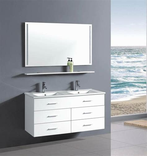 belvedere modern wall floating bathroom vanity