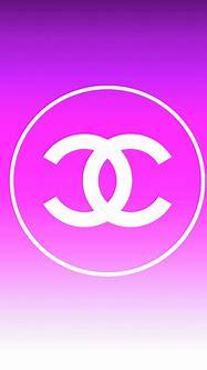 Chanel Logo Circle Pink 2 Digital Art by Del Art