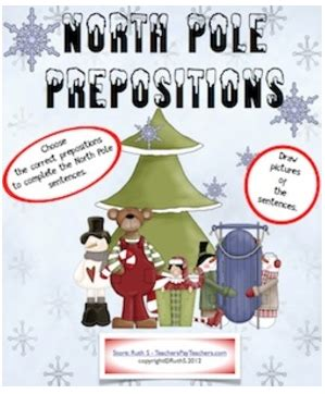 north pole prepositions  images prepositions