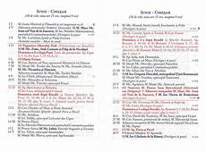 Calendar ortodox Iunie Patriarhiaro