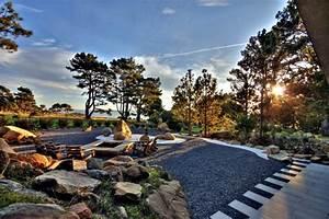 Steingarten 60 Ideen japanischer Gartengestaltung für