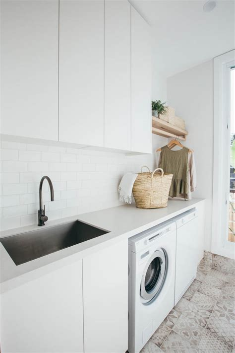 small laundry room ideas  dont lack style