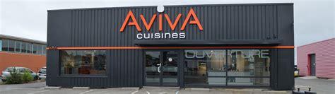 nos magasins de cuisine 224 nazaire r 233 seau cuisinistes aviva