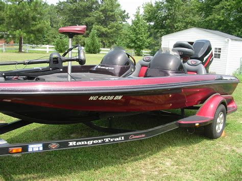 Ranger Bass Boats by 2003 Ranger 185vx Bass Boat The Hull Boating And