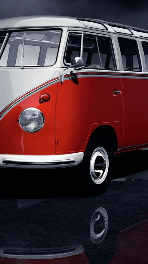Volkswagen T1 Wallpaper by 1080x1920 Volkswagen T1 Type 2 Samba
