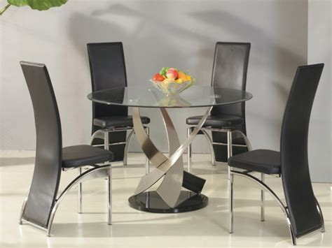 modern centerpieces for dining room table glass dining table decorating ideas modern glass tables