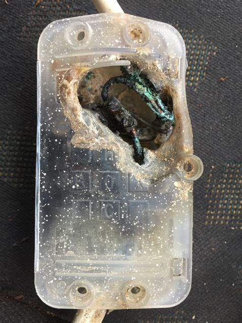 electrical test  inspection dangerous wiring