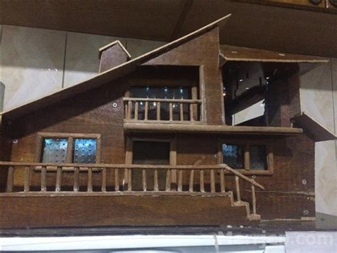 Shtepi e ndertuar prej druri | Gjilan