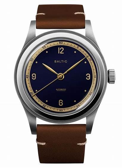 Watches Gilt Baltic Hms